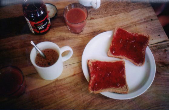 thisislucy :     craving jam on toast and a cup of tea right now