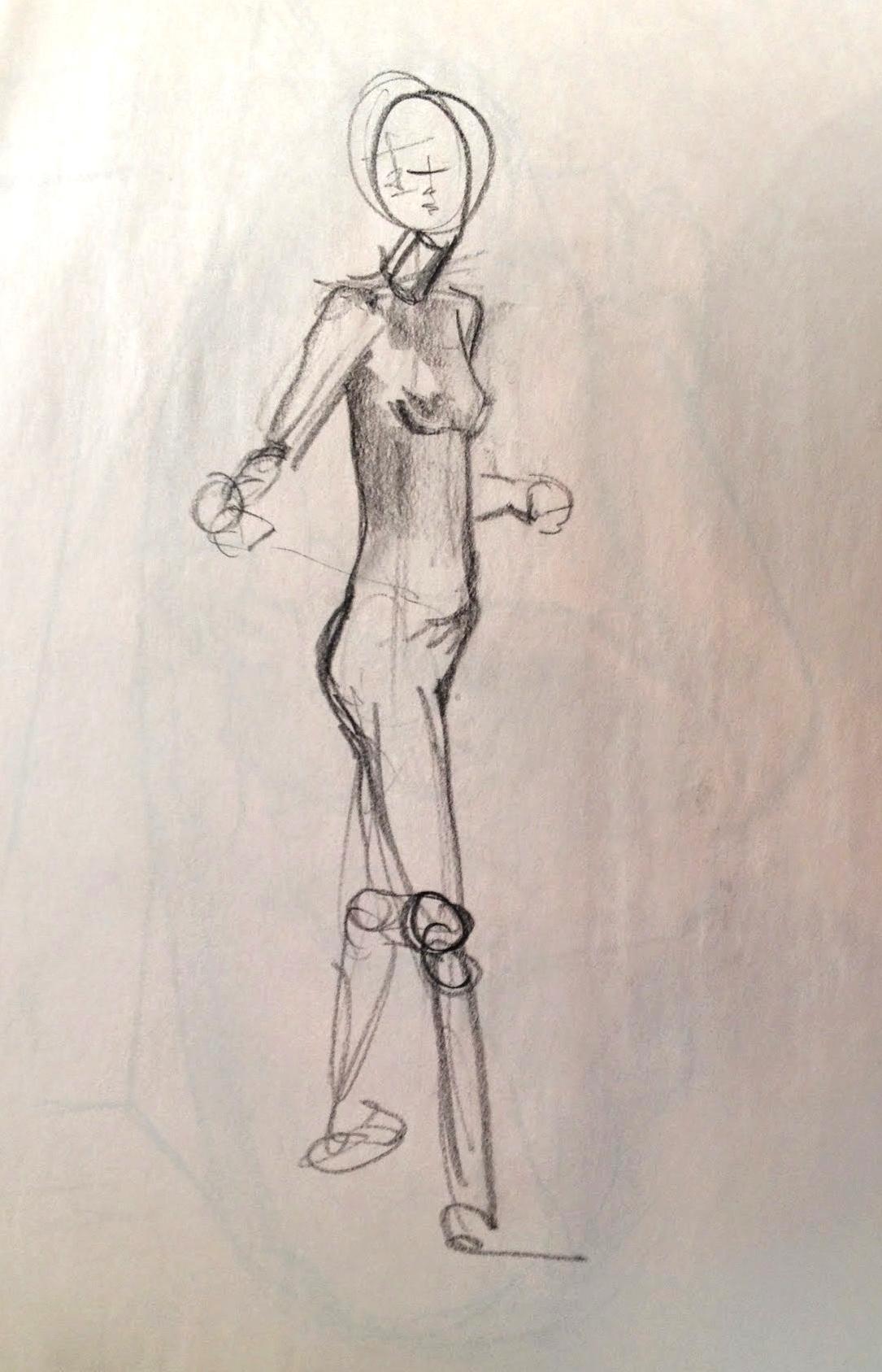 movement study
