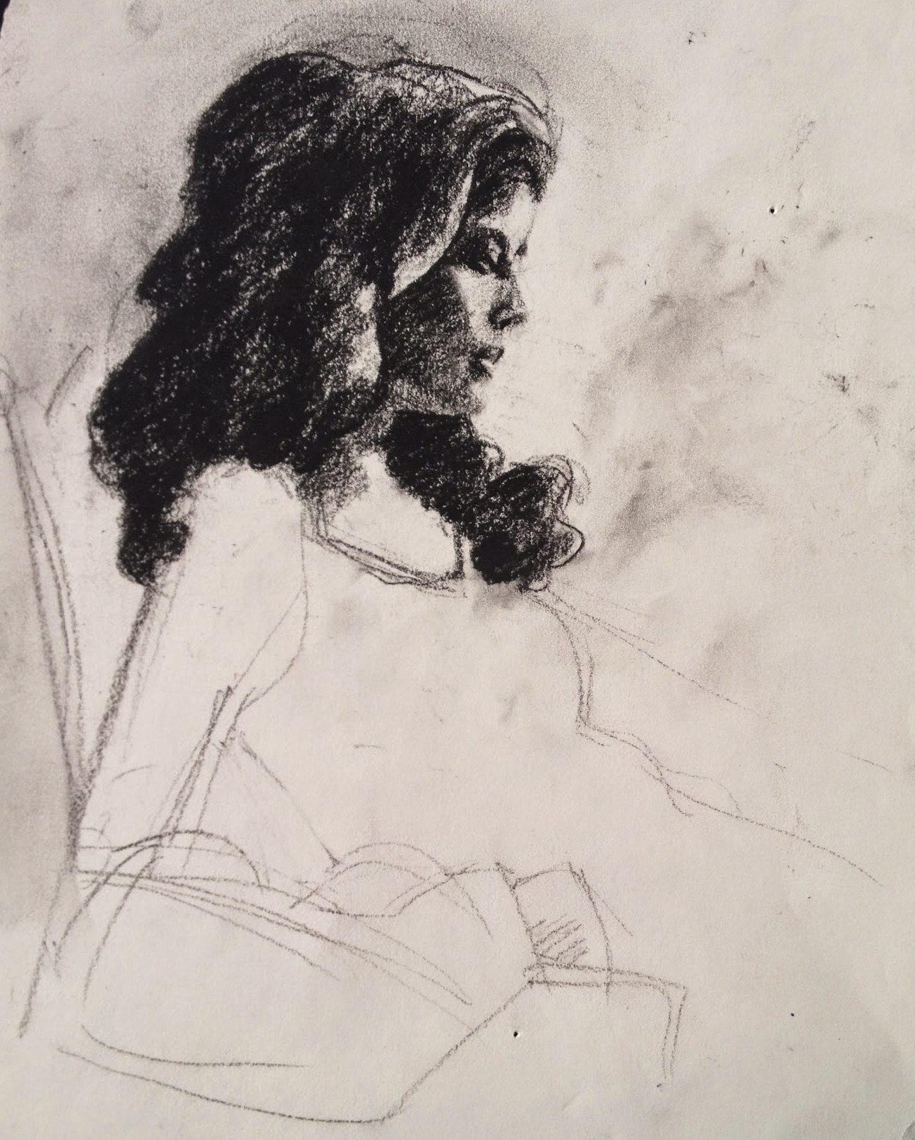 sketch WIP woman hair.JPG