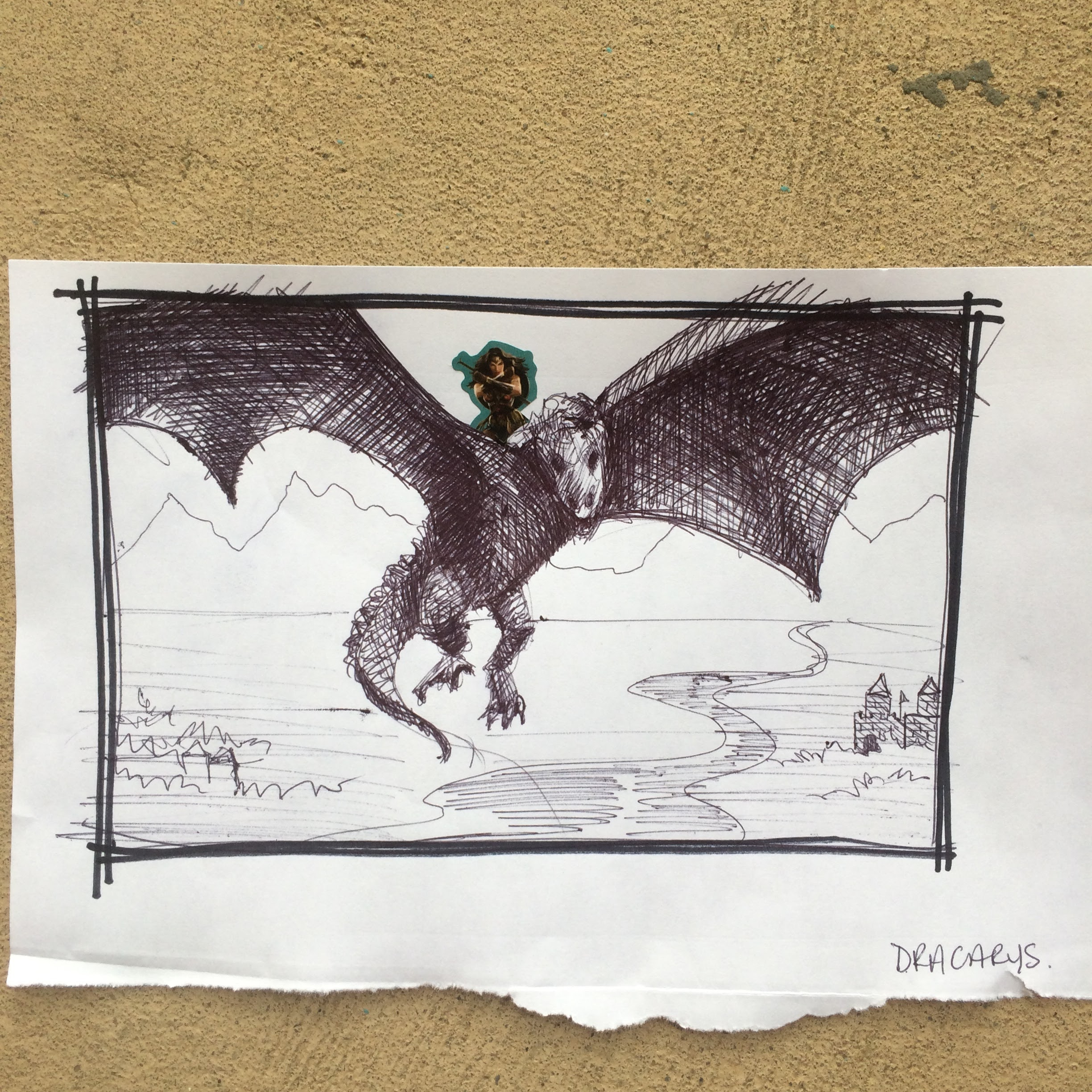 58. September 20, 2017 - DRACARYS