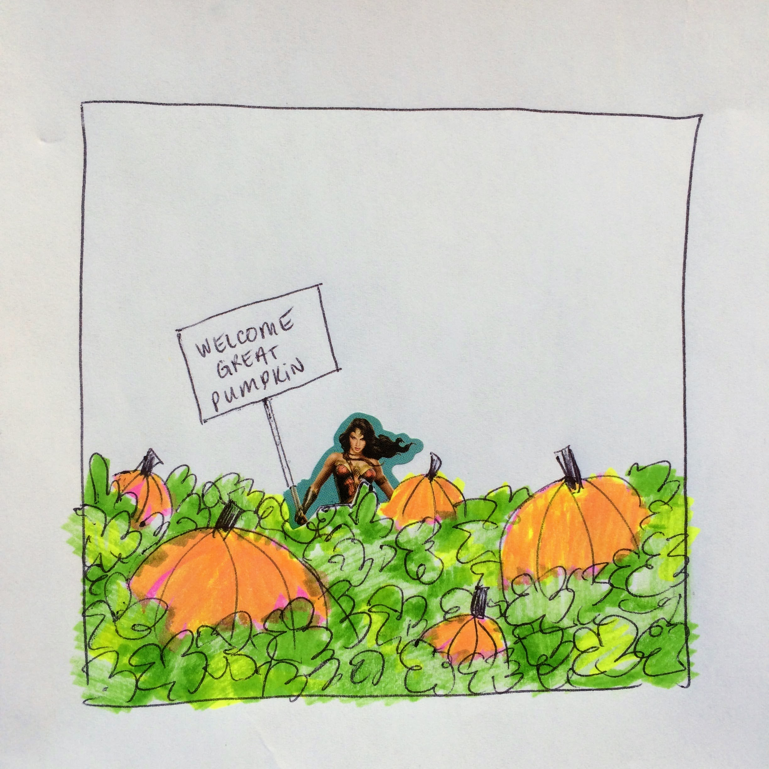74. October 6, 2017 - Welcome Great Pumpkin