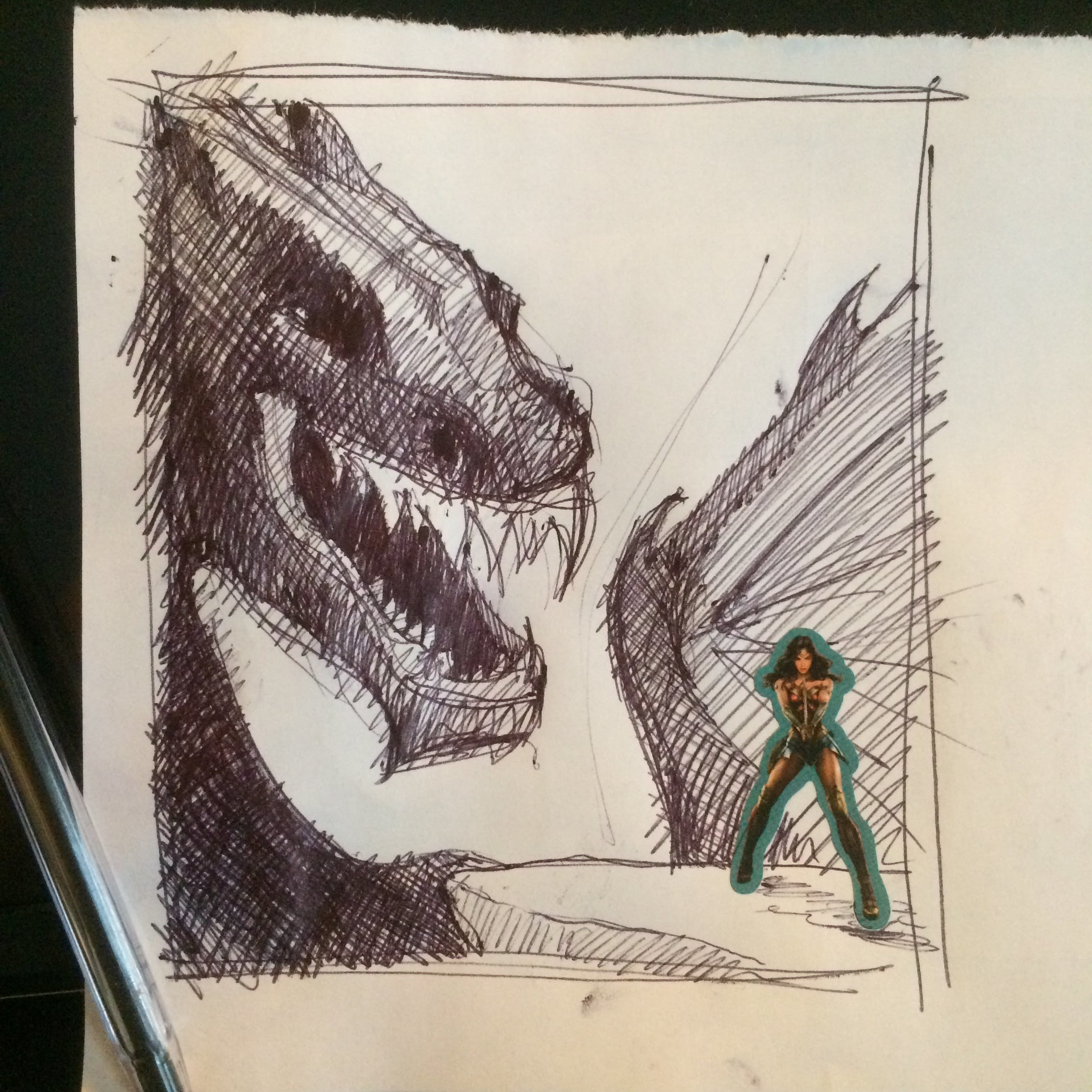 140. December 11, 2017 - Fairy tales do not tell children dragons exist. Children already know the dragons exist. Fairy tales tell children the dragons can be killed.
