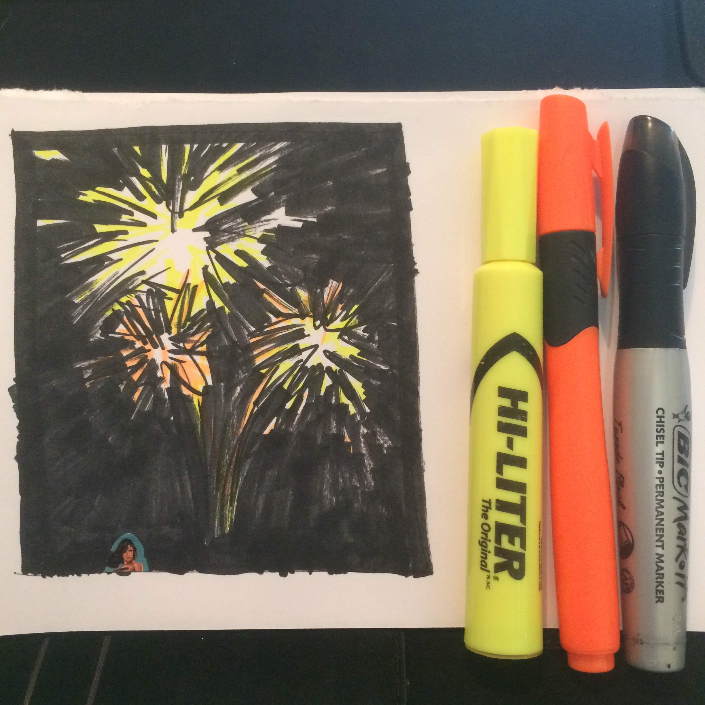 308. May 28, 2018 - Fireworks