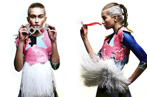 Fashion Designer Emma Lundgren on The Patternbase