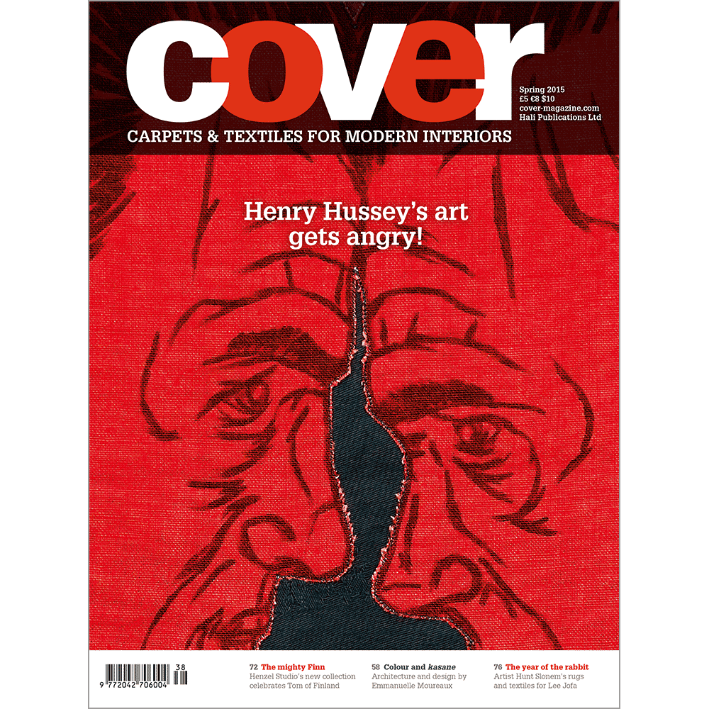 Cover Magazine / Spring 2015 / Issue 38