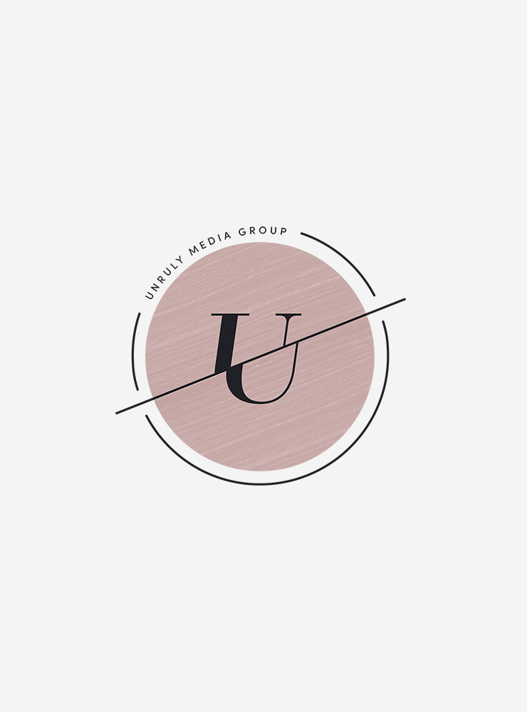 Unruly Media - Signature Branding by Emily Banks Creative