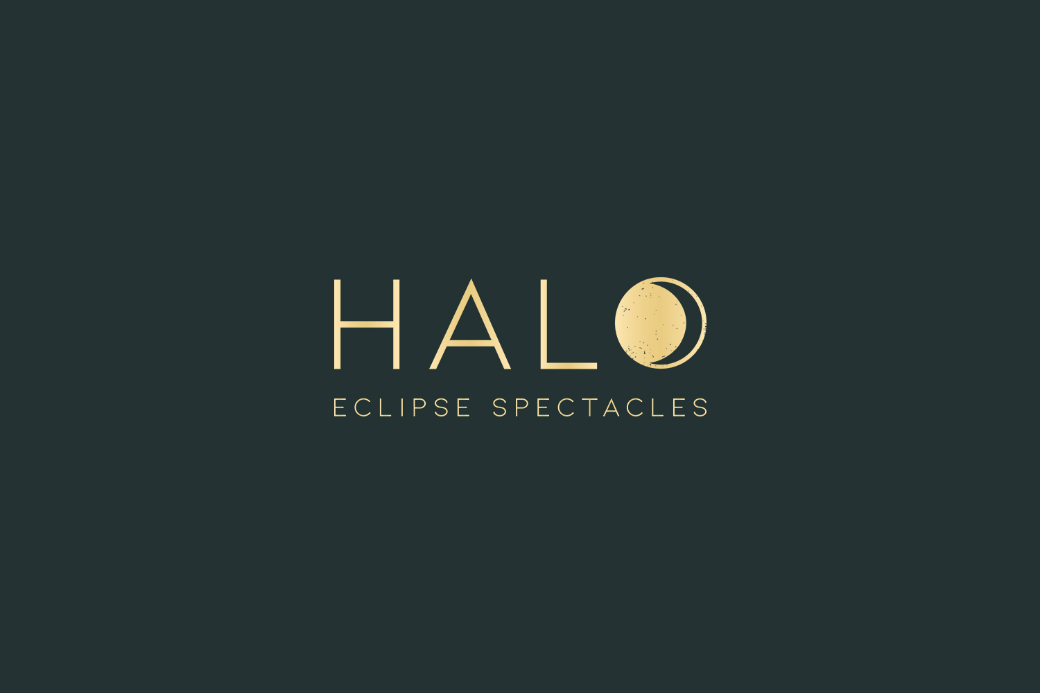 Halo Eclipse - Starter Branding by Emily Banks Creative