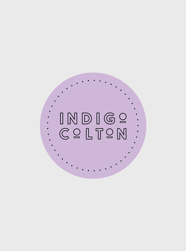 Indigo Colton - Signature Branding by Emily Banks Creative