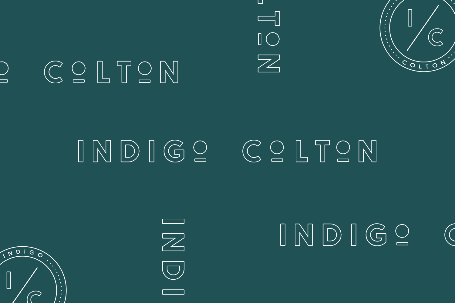Indigo Colton - Signature Branding 2018 Update by Emily Banks Creative
