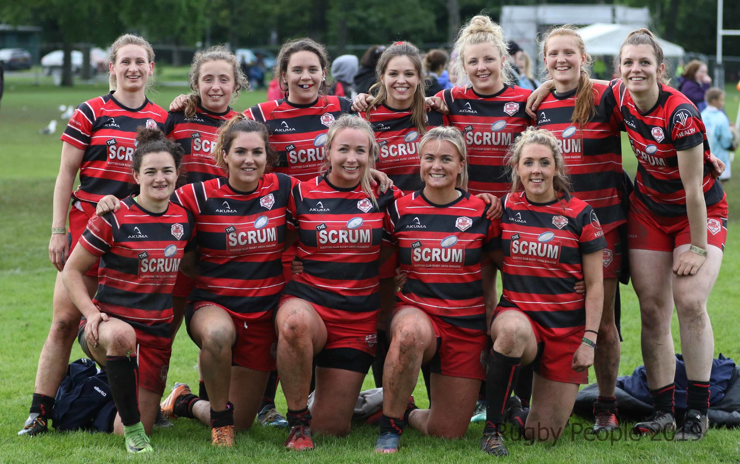 Edinburgh City 7s squad