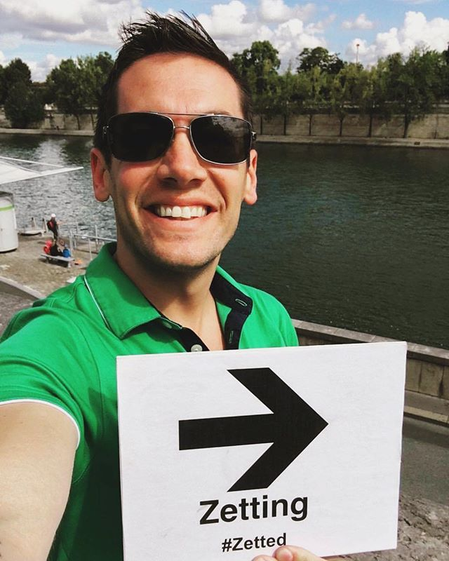 Today's featured client is Ian N! He's staying at a lovely boutique hotel along the Seine River in Paris! 🇫🇷 Ian #Zetted. Where will YOU Zett off to? #ZettingTravel #Zetting #Seine #RiverSeine #Paris #France #Travel