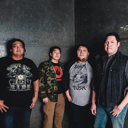 Iron Tusk - Siksika Nation, AB
