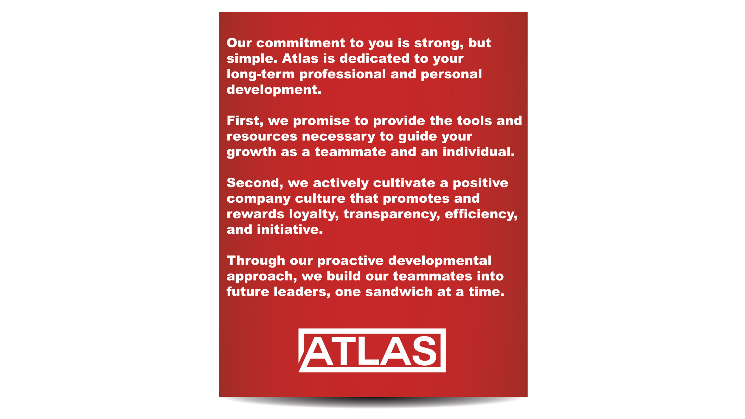 Atlas Promise