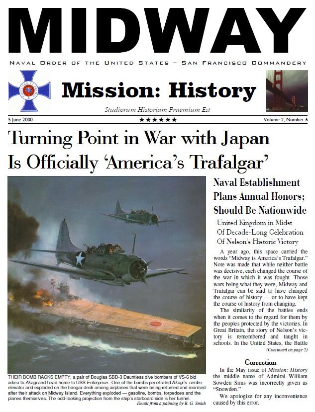 Vol II, Issue 6 - Jun. 00