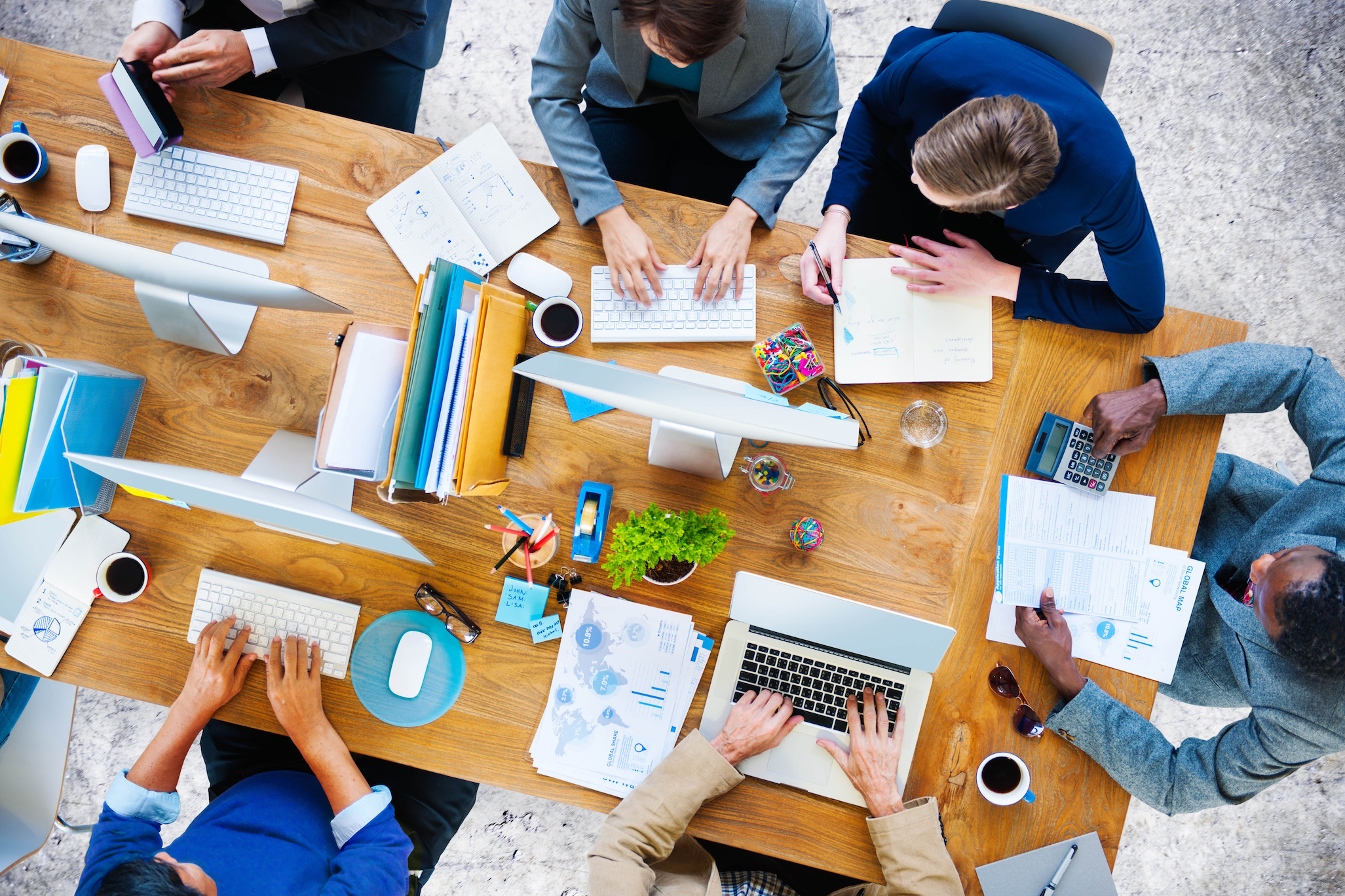 Business Analysis Training - Collaboration types