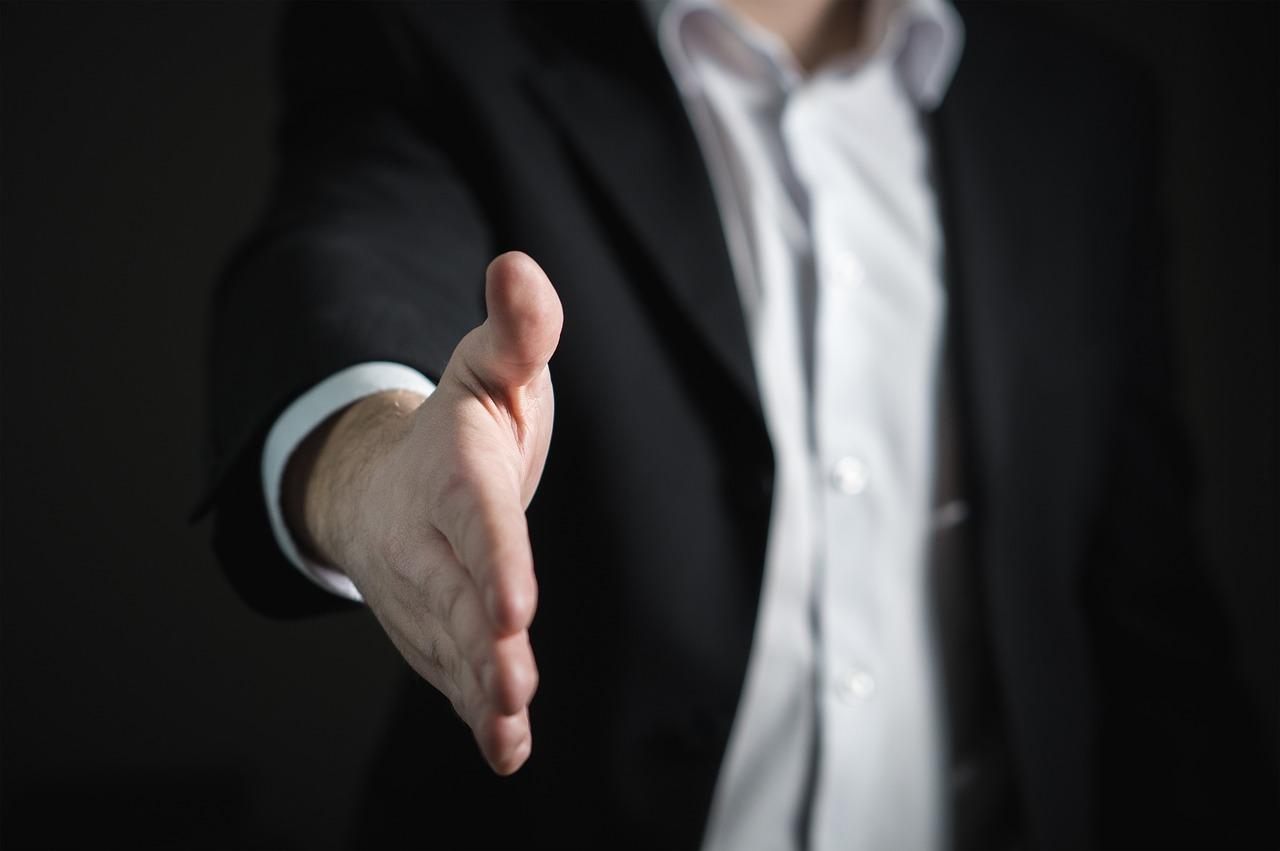 business analyst Conflict Handshake