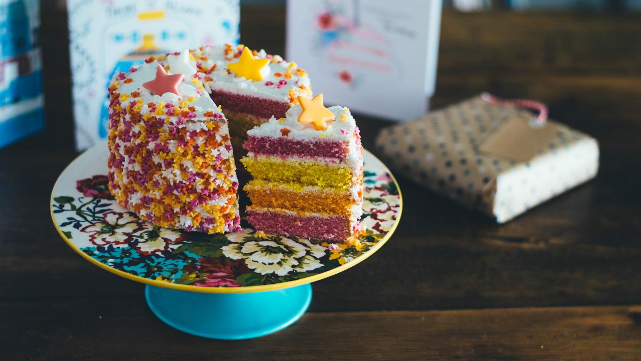 business analyst cake