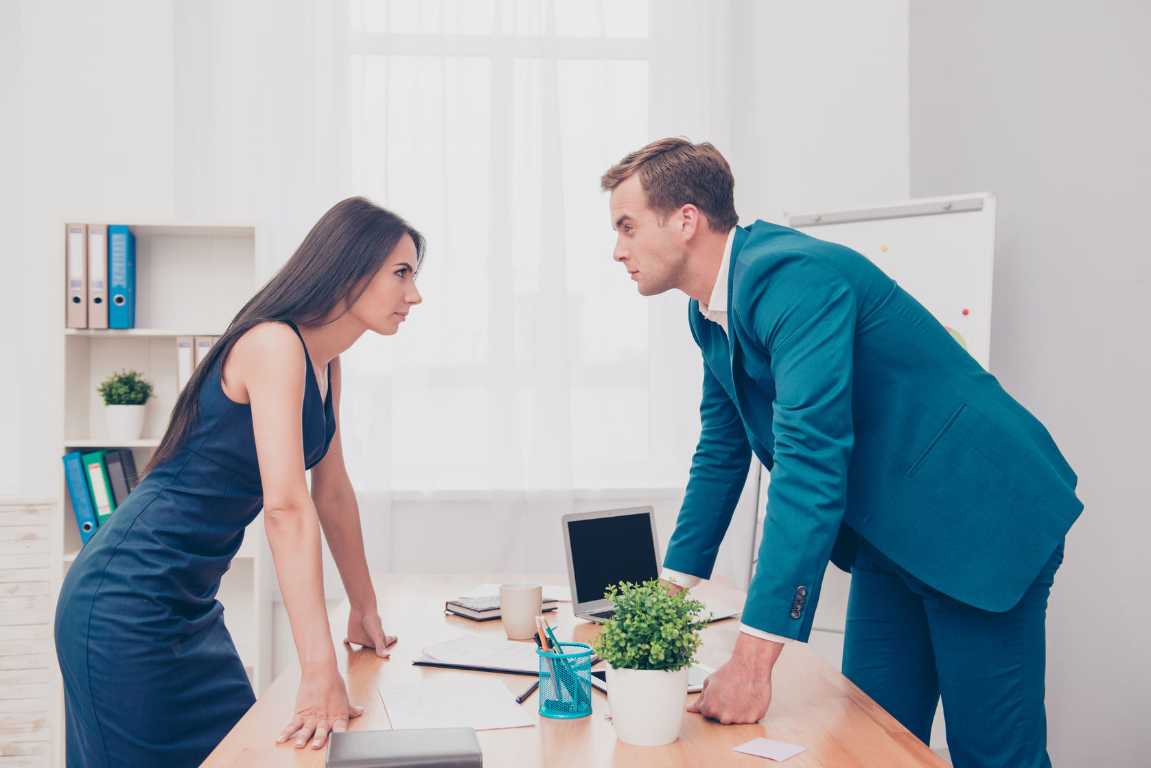 Conflict is a part of any organization. Personalities clash, employees disagree and upper-management is brought in to mediate.