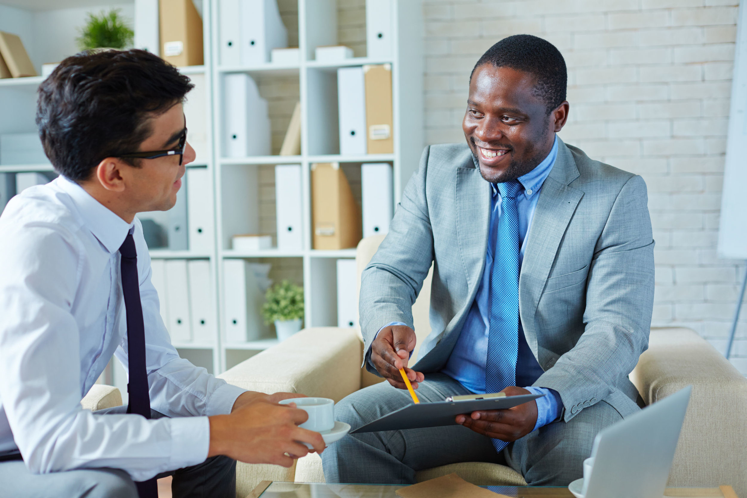 Many negotiators end up in management or leadership roles because of their skills with people.