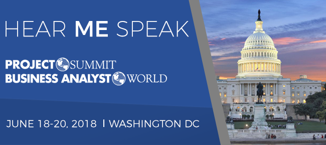 Hope to see you in Washington DC this year!
