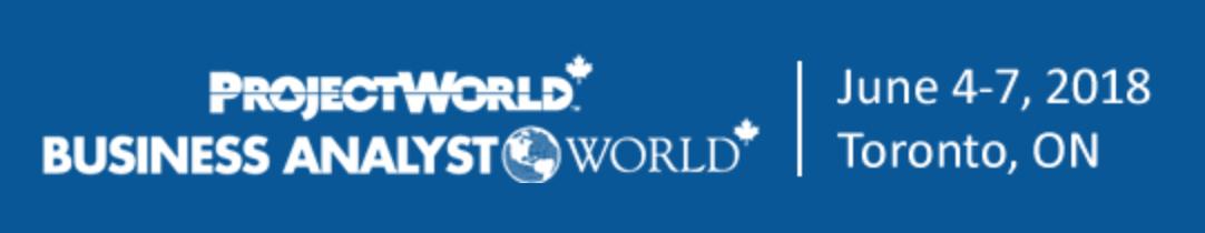 business analyst world Toronto Canada