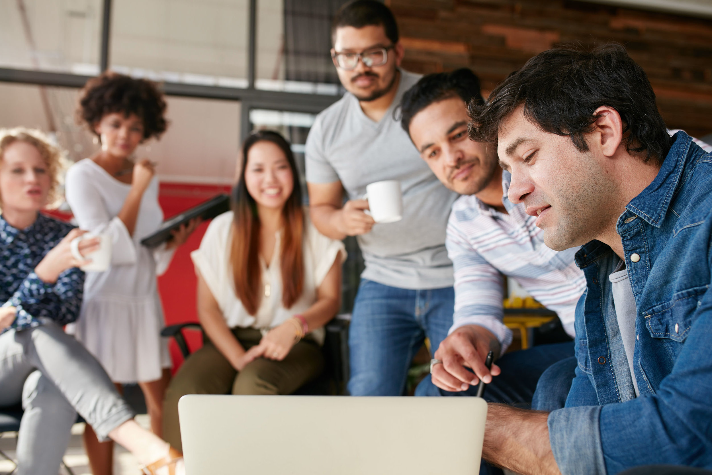 Small businesses and traditional companies alike are embracing the concept of design thinking in problem solving and encouraging employees to push themselves creatively.