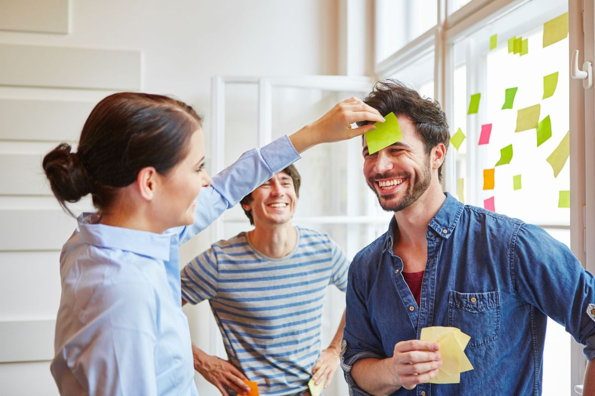 Gamification has become popular in the workplace because it provides a break from the monotony.