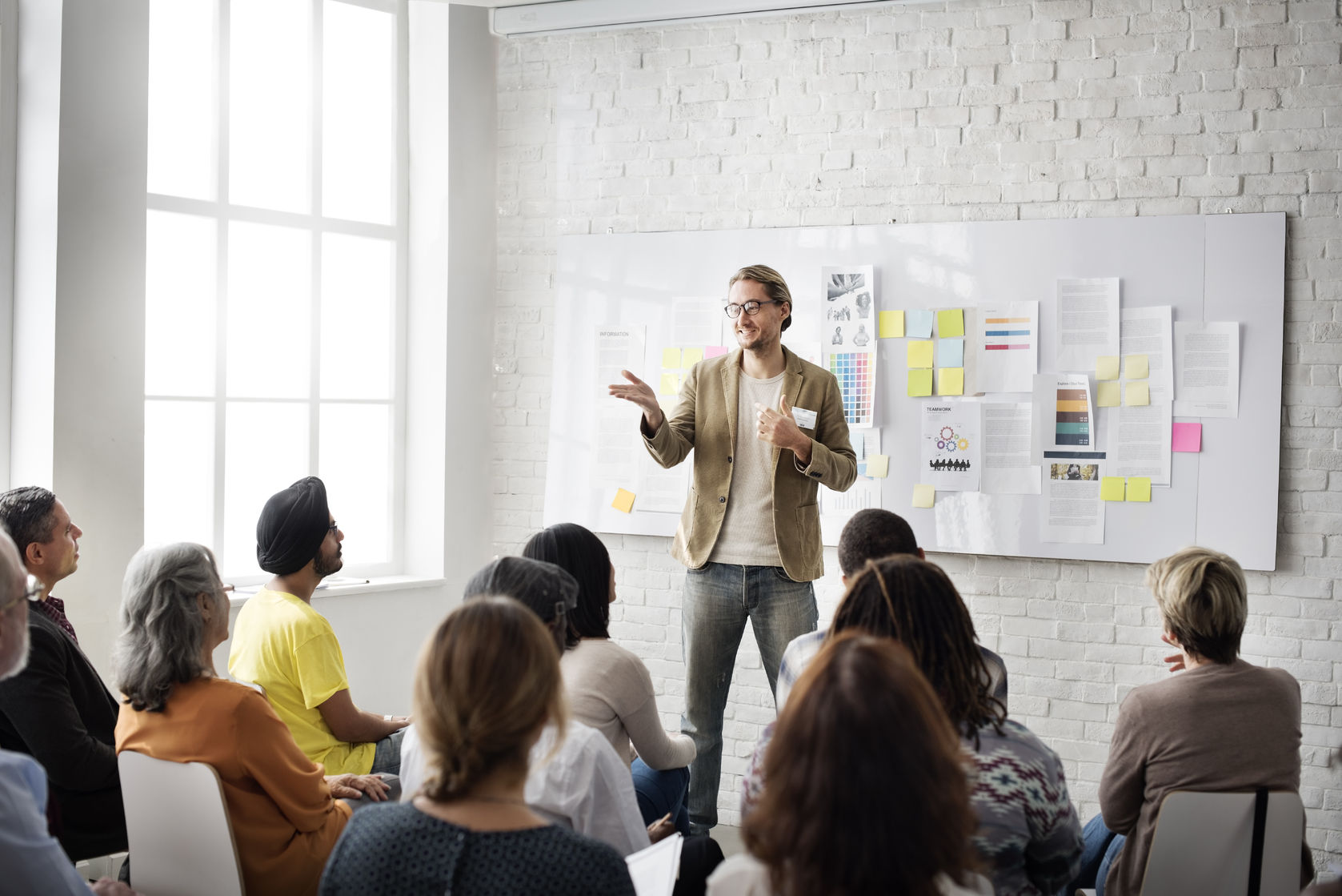 Leadership drives adaptability towards change management.