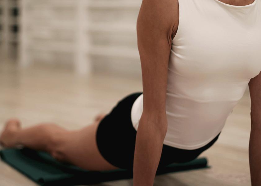 """Pilates - Przesłaniem Pilatesa było wzmocnienie mięśni """"środka"""