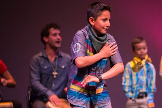 Performing Arts Workshop helps young people in San Francisco develop critical thinking, creative expression, and essential learning skills through the arts.