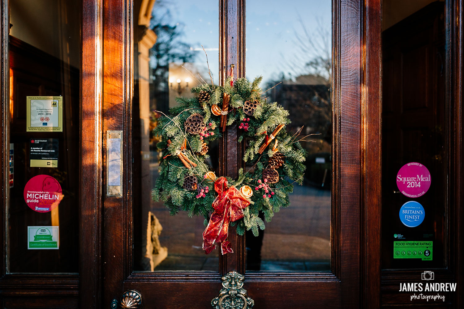 Christmas at Rookery Hall