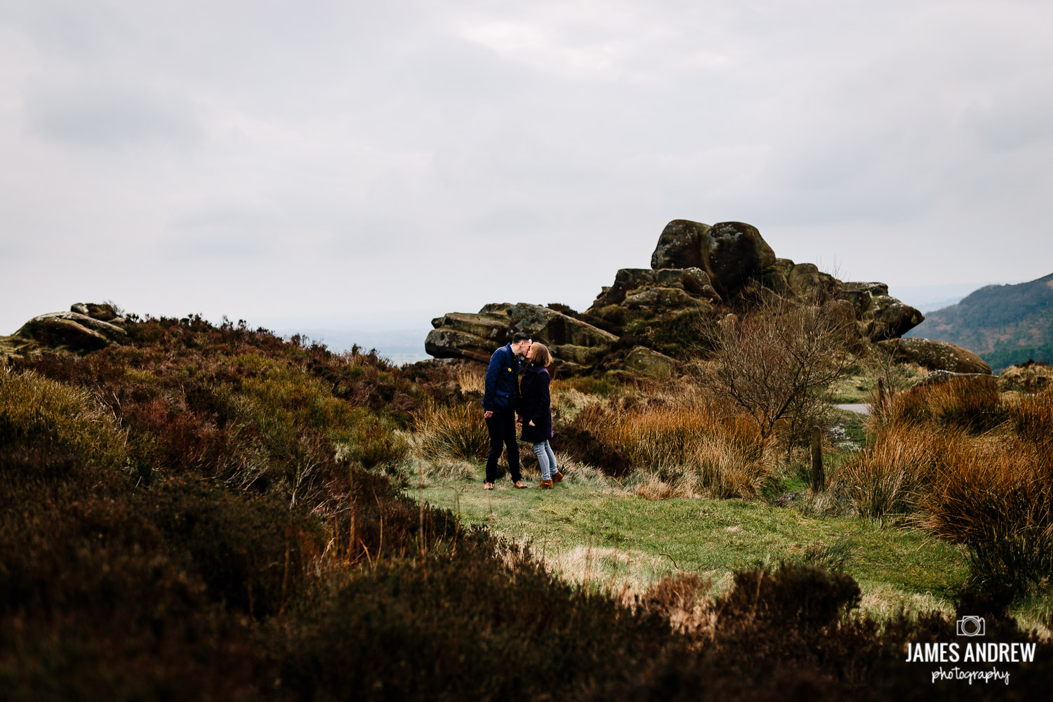 Staffarodshire and Cheshire engagement photography
