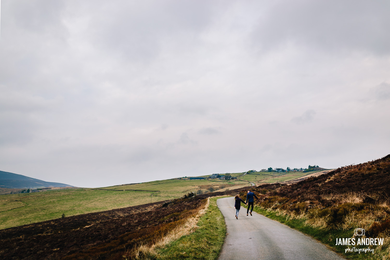 Staffordshire couple shoot Leek