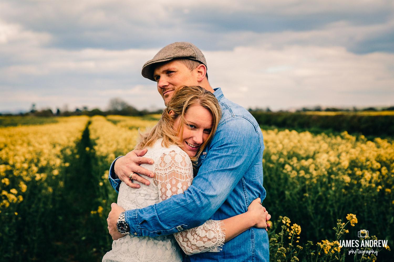 Staffordshire wedding photographer James Andrew