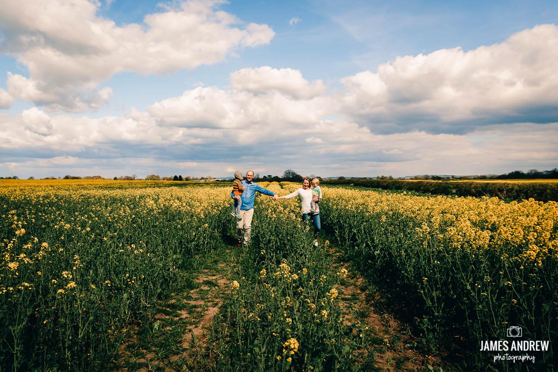 Alternative family photographer Staffordshire Uk