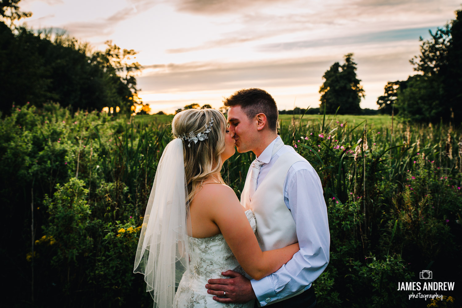 Best wedding photographer Staffordshire