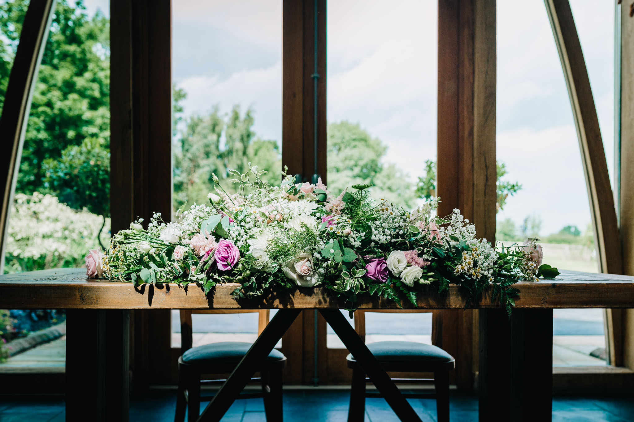 WEDDING FLOWERS BY THE GARDEN ROSE FLORIST