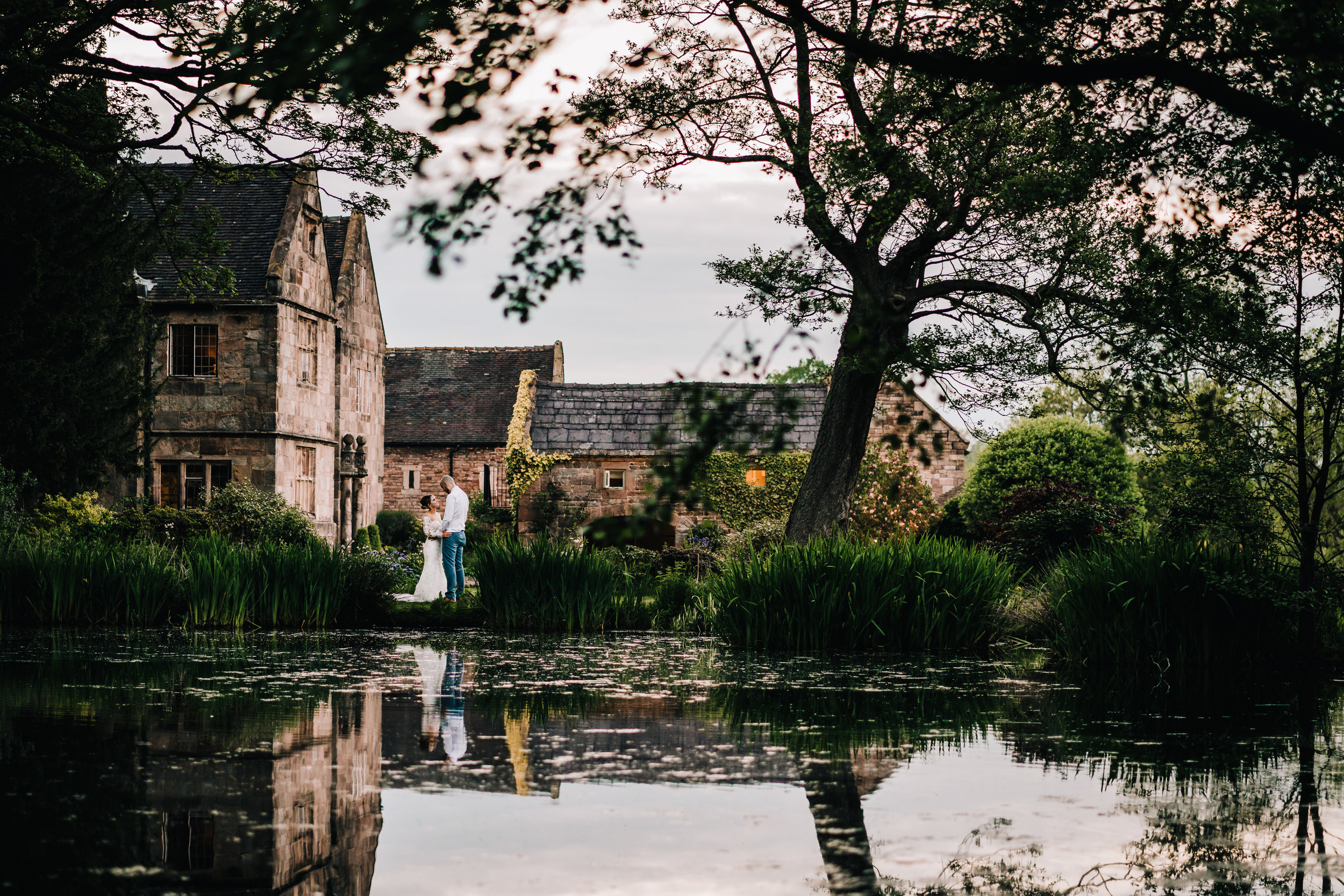 BEST PICTURE AT THE ASHES BARNS WEDDING VENUE STAFFORDSHIRE