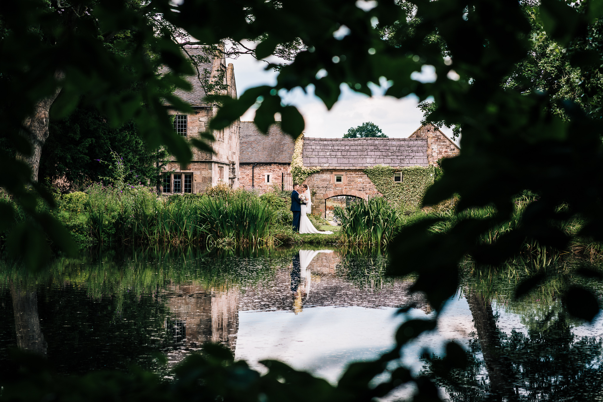 RECENT WEDDING PICTURE FROM THE ASHES STAFFORDSHIRE