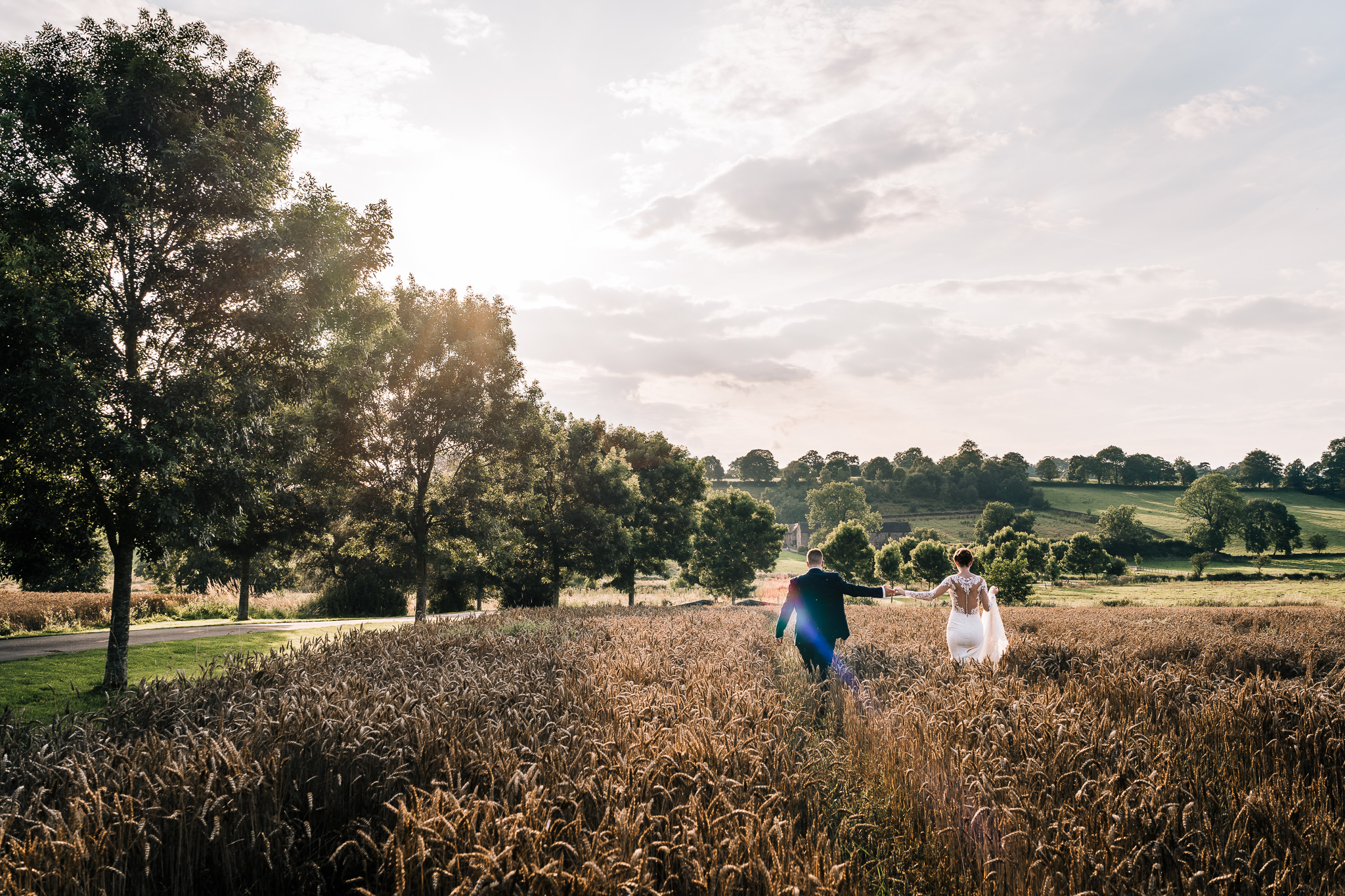 CREATIVE WEDDING PHOTOGRAPHER JAMES ANDREW IN STAFFORDSHIRE AND CHESHIRE