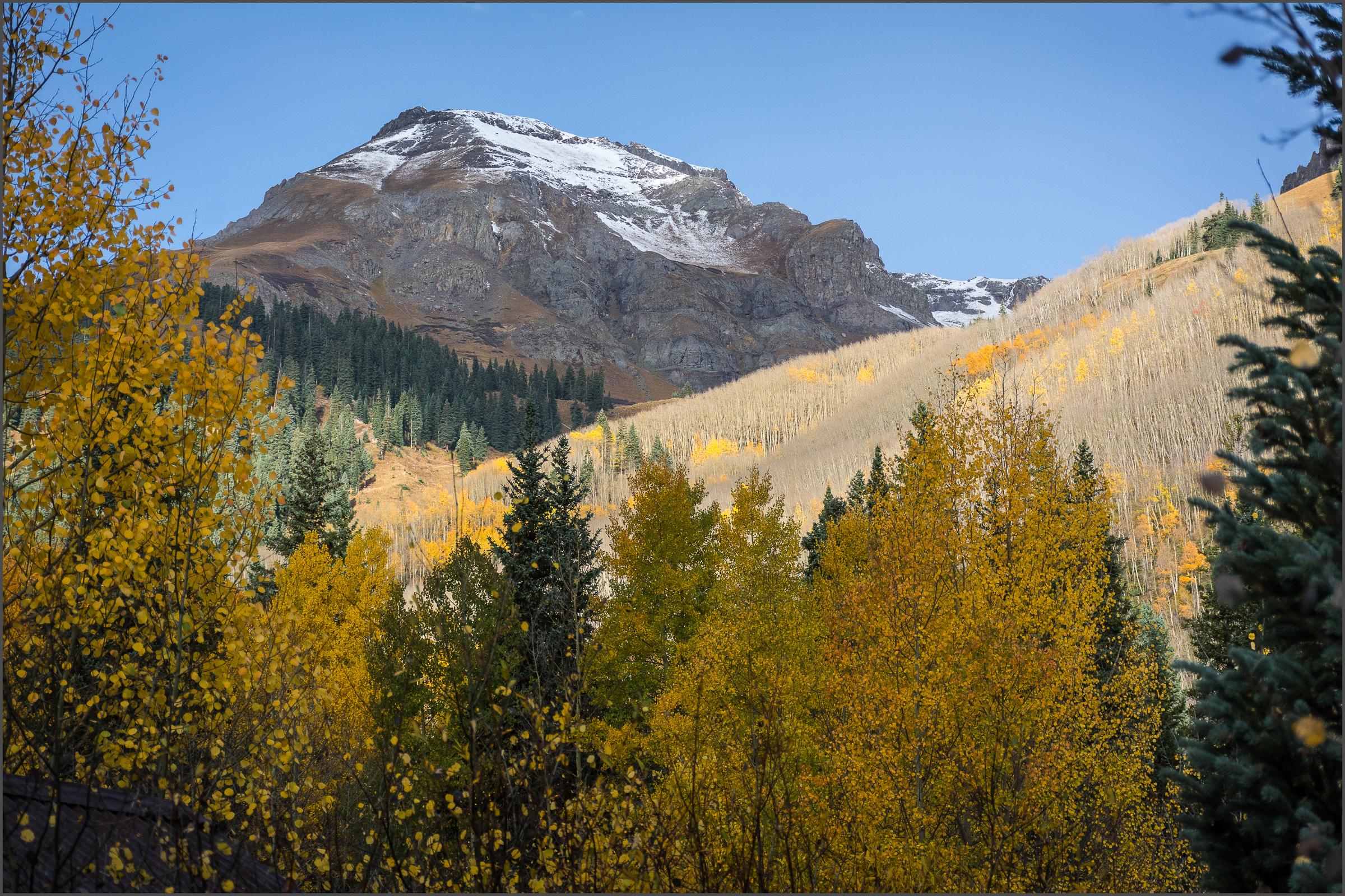 View from Ironton, Colorado