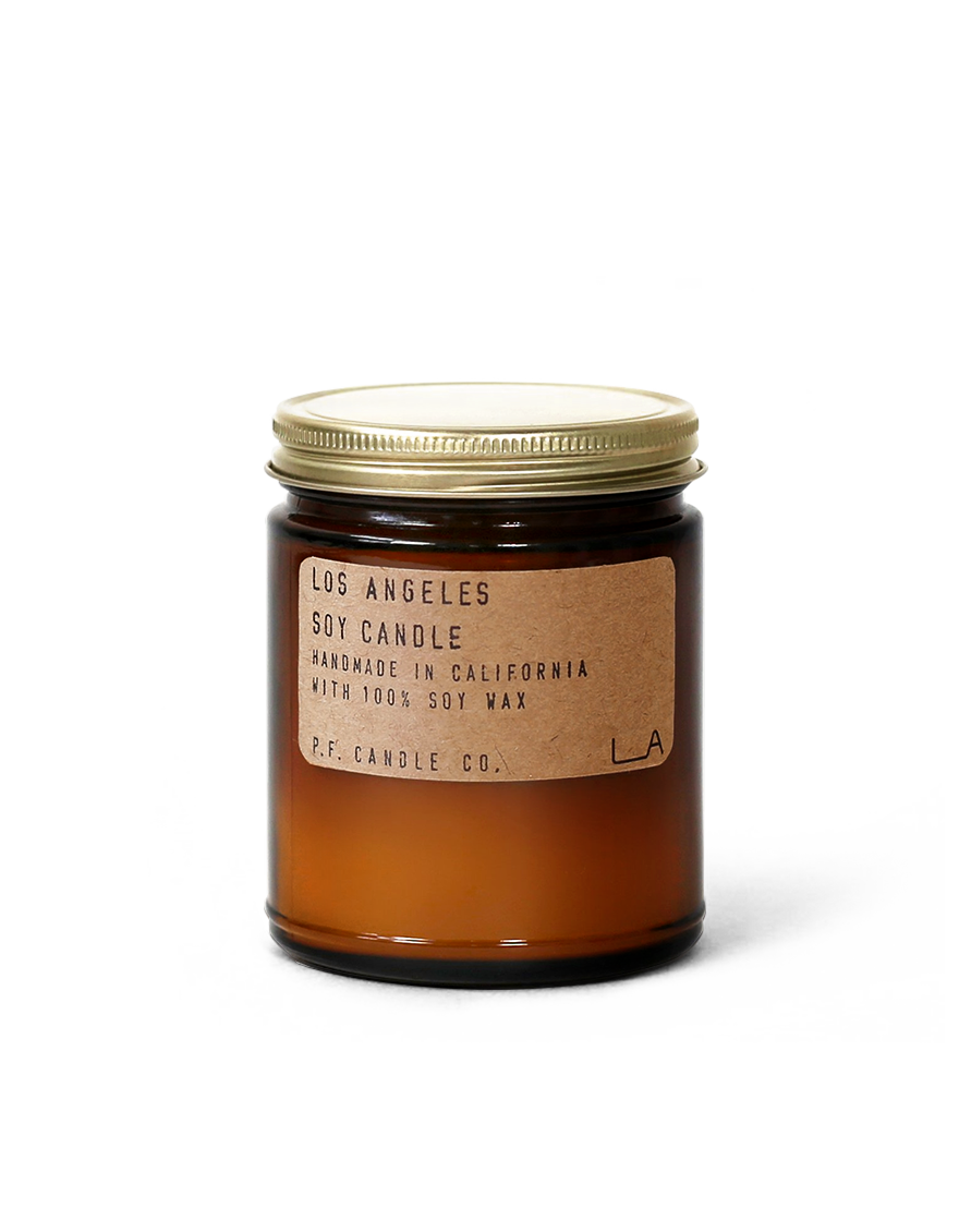 $17.99 LOS ANGELES SOY CANDLE