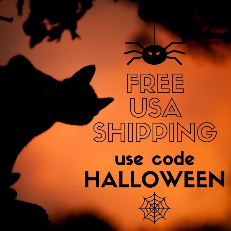 HALLOWEEN FREE SHIPPING