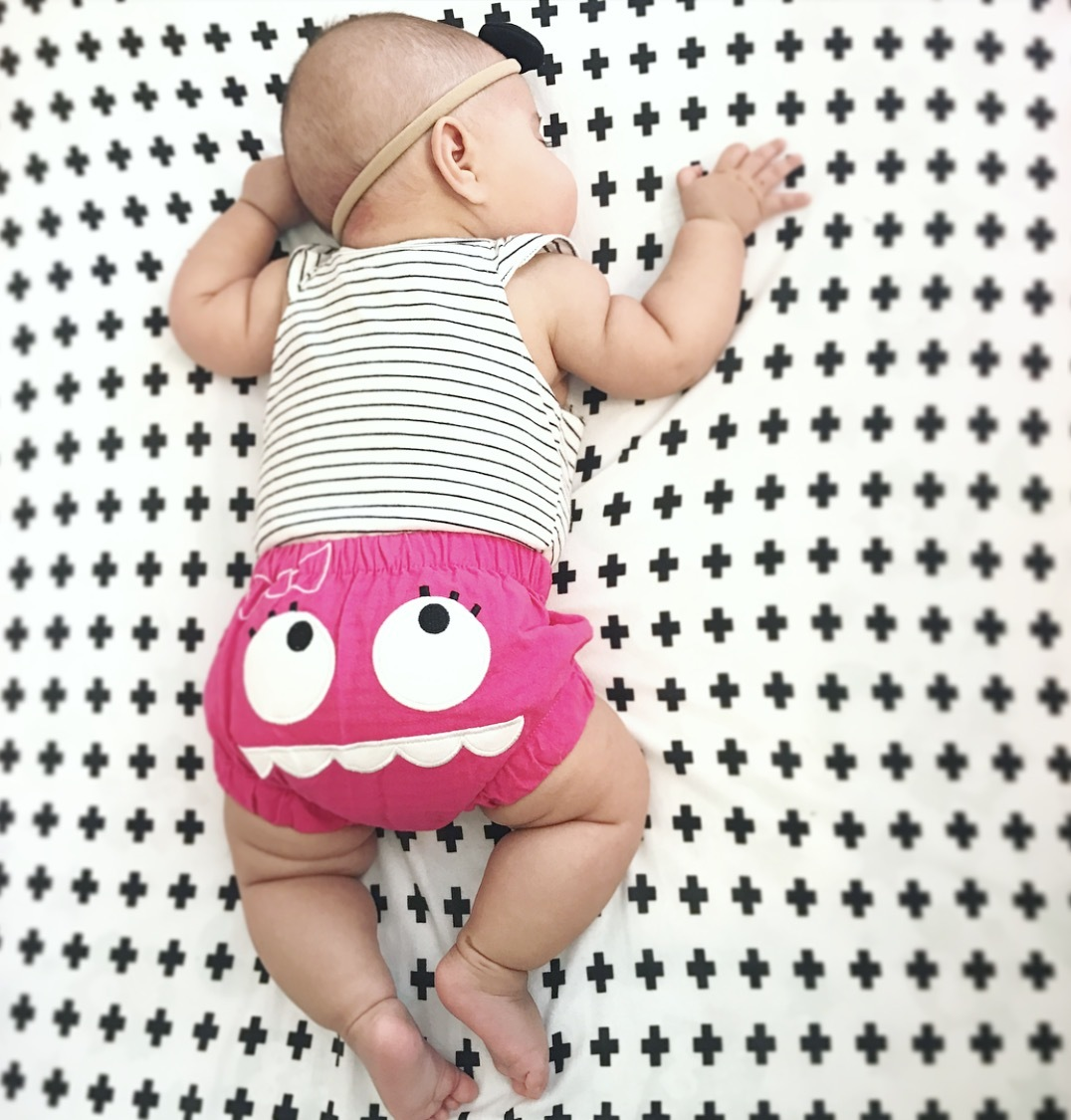 $19.99 PINK MONSTER BLOOMERS