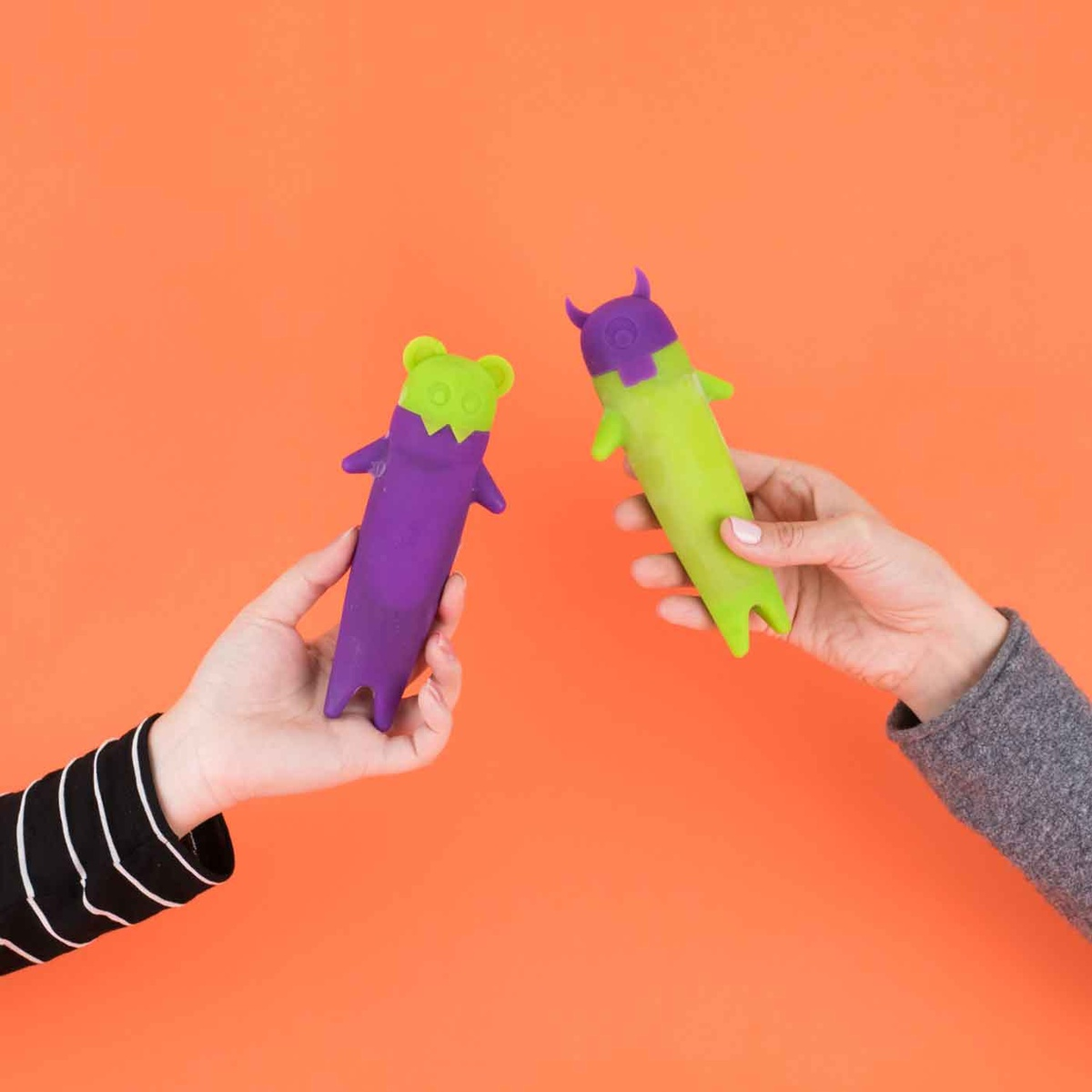 $11.99 SPOOKSICLE SILICONE POPSICLE MOLDS