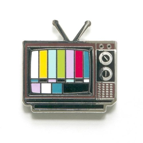 $9.99 RETRO TV PIN