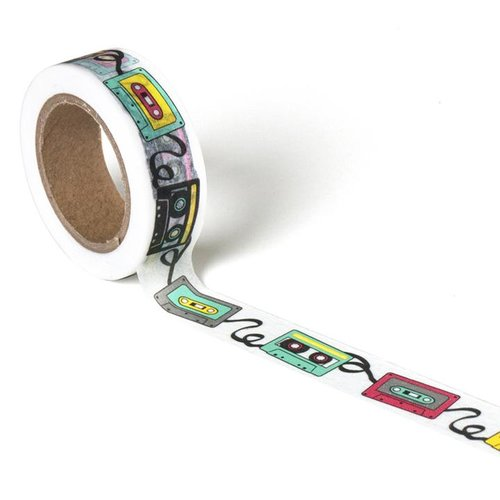 $3.99 MIXTAPE WASHI TAPE
