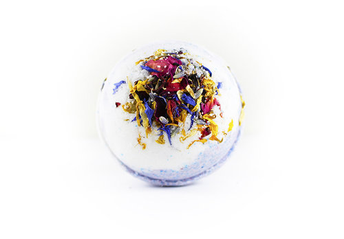 $9.99 WILDFLOWER BATH BOMB