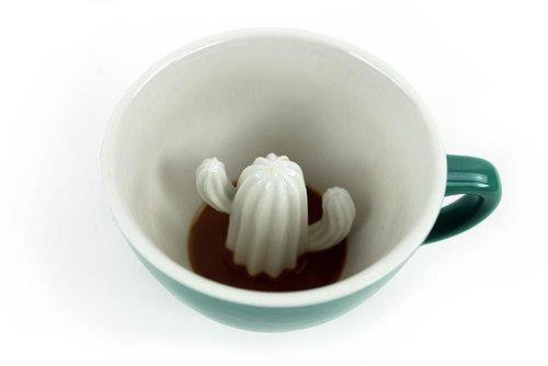 $14.99 CREATURE CUP CACTUS MUG