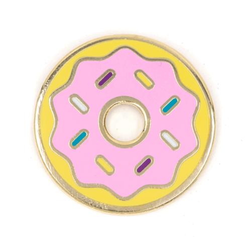 ON SALE! WAS $9.99, NOW $7.99 DONUT PIN